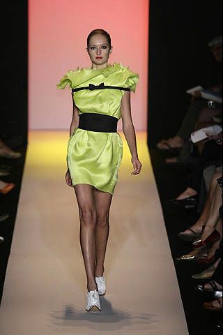 Alexandre Herchcovitch Spring 2008 Ready-to-wear Collections - 003