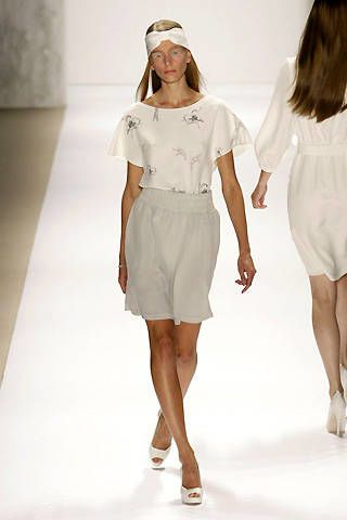 Erin Fetherston Spring 2008 Ready-to-wear Collections - 003