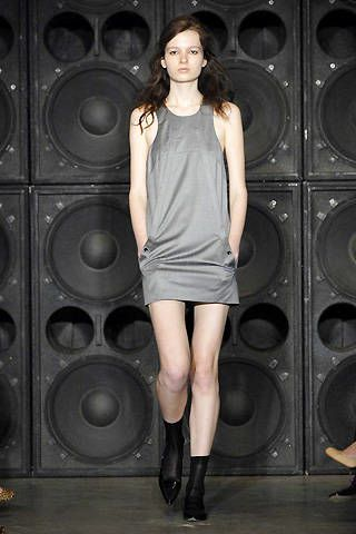 Alexander Wang Spring 2008 Ready-to-wear Collections - 003