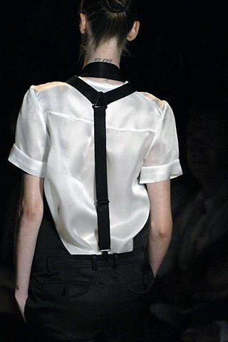 Alexandre Herchcovitch Spring 2008 Ready&#45&#x3B;to&#45&#x3B;wear Detail &#45&#x3B; 003