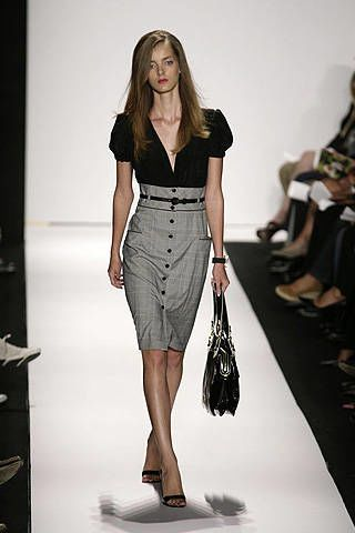 Badgley Mischka Spring 2008 Ready-to-wear Collections - 002