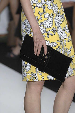 Badgley Mischka Spring 2008 Ready-to-wear Detail - 002