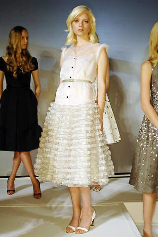 Bill Blass Spring 2008 Ready-to-wear Collections - 002