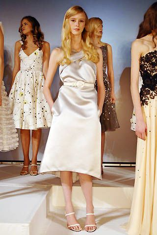 Bill Blass Spring 2008 Ready-to-wear Collections - 003