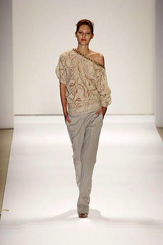 Carlos Miele Spring 2008 Ready-to-wear Collections - 002