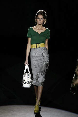 L.A.M.B. by Gwen Stefani Spring 2008 Ready-to-wear Collections - 003