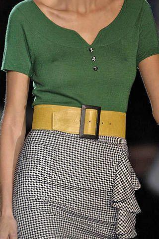 L.A.M.B. by Gwen Stefani Spring 2008 Ready&#45&#x3B;to&#45&#x3B;wear Detail &#45&#x3B; 002