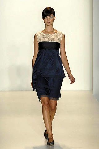 Lela Rose Spring 2008 Ready&#45&#x3B;to&#45&#x3B;wear Collections &#45&#x3B; 002