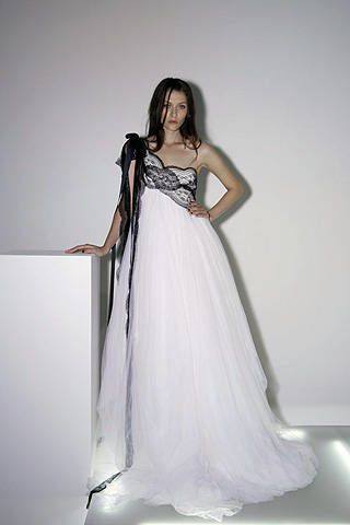 Marchesa Spring 2008 Ready-to-wear Collections - 002