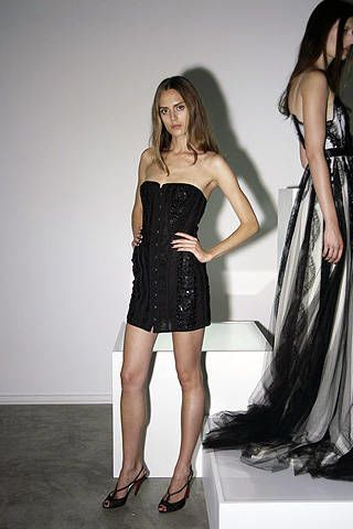 Marchesa Spring 2008 Ready-to-wear Collections - 003