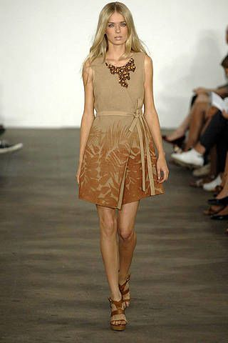Behnaz Sarafpour Spring 2008 Ready-to-wear Collections - 002
