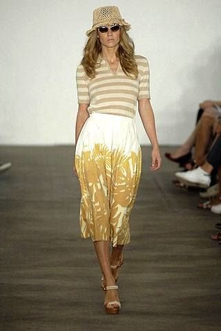 Behnaz Sarafpour Spring 2008 Ready-to-wear Collections - 003