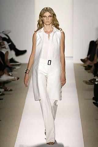 J. Mendel Spring 2008 Ready-to-wear Collections - 002