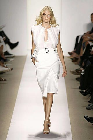 J. Mendel Spring 2008 Ready-to-wear Collections - 003