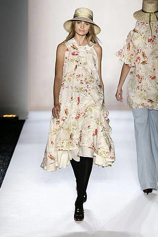 Karen Walker Spring 2008 Ready-to-wear Collections - 002