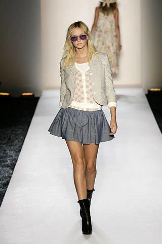 Karen Walker Spring 2008 Ready-to-wear Collections - 003