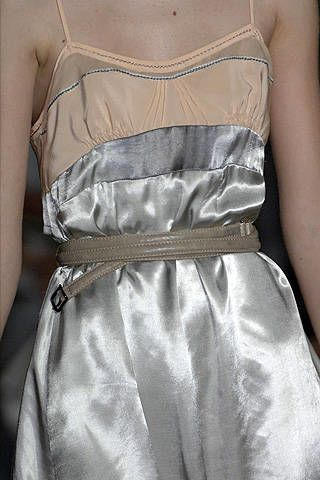 Max Azria Spring 2008 Ready-to-wear Detail - 002