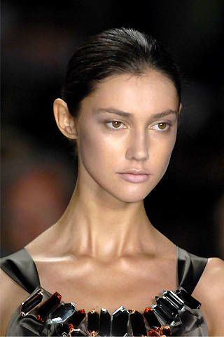 Vera Wang Spring 2008 Ready-to-wear Detail - 002