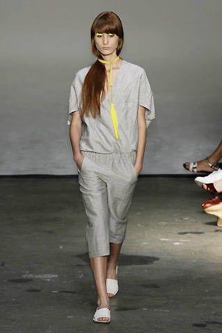 Zero Maria Cornejo Spring 2008 Ready-to-wear Collections - 002