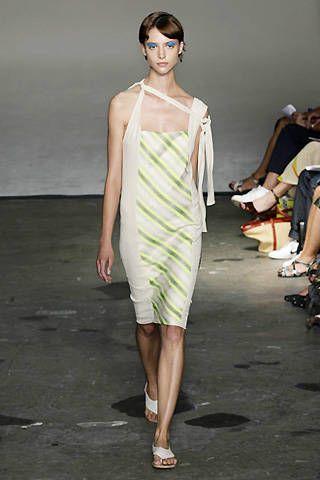 Zero Maria Cornejo Spring 2008 Ready-to-wear Collections - 003