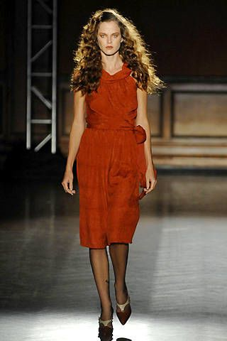 Costello Tagliapietra Spring 2008 Ready-to-wear Collections - 003