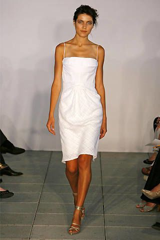 Douglas Hannant Spring 2008 Ready-to-wear Collections - 002
