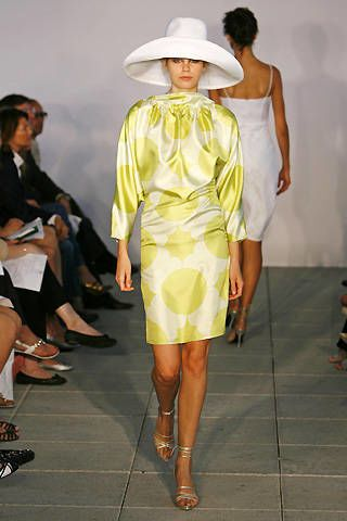 Douglas Hannant Spring 2008 Ready-to-wear Collections - 003