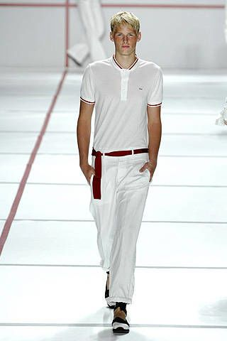 Lacoste Spring 2008 Ready-to-wear Collections - 003