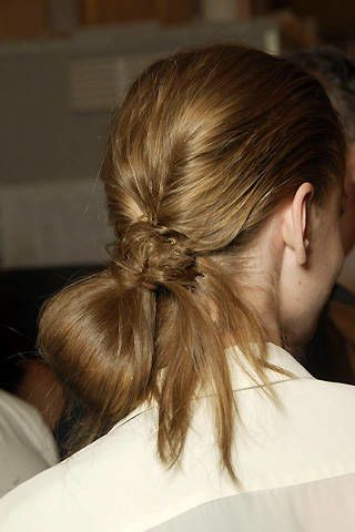 Max Azria Spring 2008 Ready-to-wear Backstage - 002