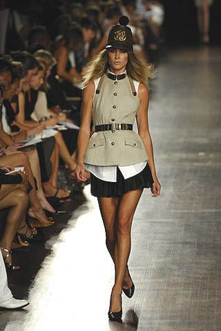 Proenza Schouler Spring 2008 Ready-to-wear Collections - 002
