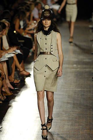 Proenza Schouler Spring 2008 Ready-to-wear Collections - 003