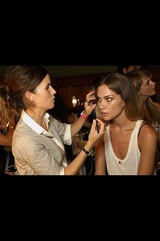 Proenza Schouler Spring 2008 Ready-to-wear Backstage - 003