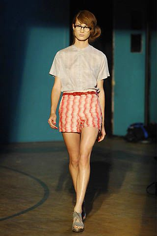 Rachel Comey Spring 2008 Ready-to-wear Collections - 003