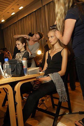 Staerk Spring 2008 Ready-to-wear Backstage - 002