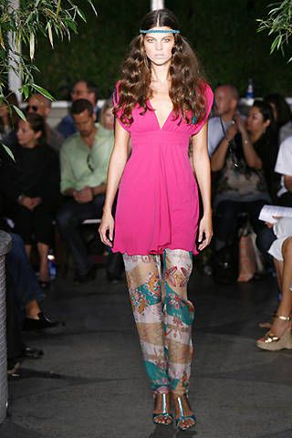 Sue Stemp Spring 2008 Ready-to-wear Collections - 002