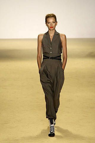 Temperley Spring 2008 Ready-to-wear Collections - 002