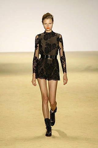 Temperley Spring 2008 Ready-to-wear Collections - 003
