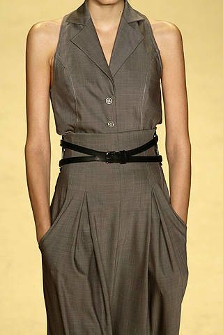Temperley Spring 2008 Ready-to-wear Detail - 002