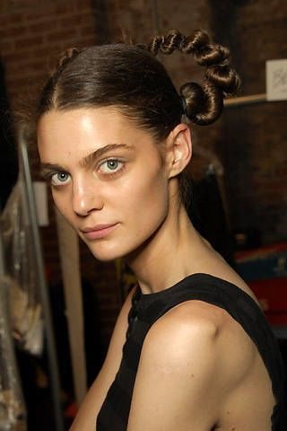 Thakoon Spring 2008 Ready-to-wear Backstage - 002