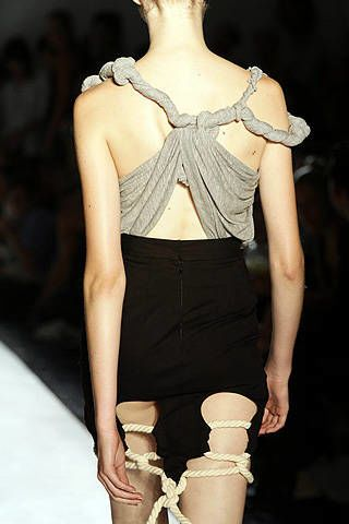 Bejamin Cho Spring 2008 Ready-to-wear Detail - 002
