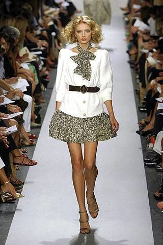 Derek Lam Spring 2008 Ready-to-wear Collections - 003