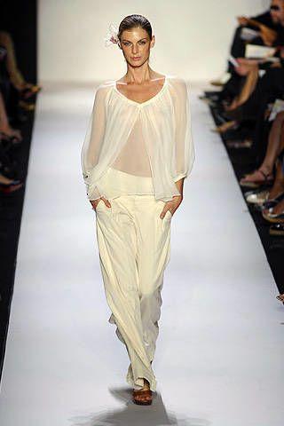 Diane von Furstenberg Spring 2008 Ready&#45&#x3B;to&#45&#x3B;wear Collections &#45&#x3B; 002