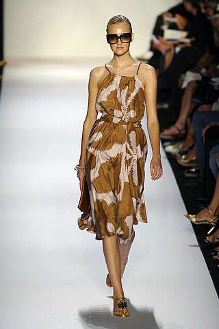 Diane von Furstenberg Spring 2008 Ready-to-wear Collections - 003