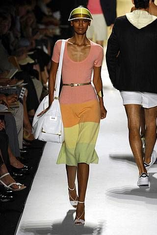 Michael Kors Spring 2008 Ready&#45&#x3B;to&#45&#x3B;wear Collections &#45&#x3B; 002