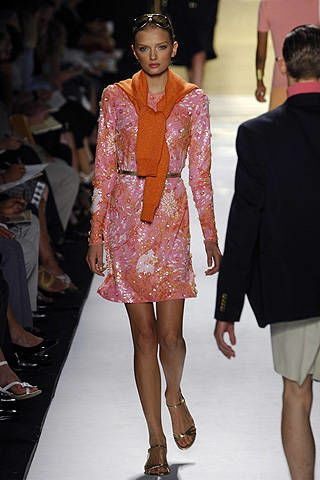 Michael Kors Spring 2008 Ready-to-wear Collections - 003