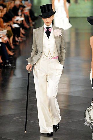 Ralph Lauren Spring 2008 Ready-to-wear Collections - 002