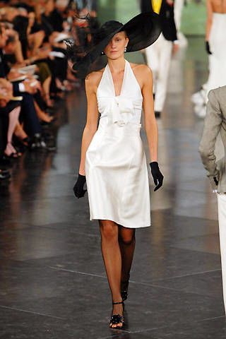 Ralph Lauren Spring 2008 Ready-to-wear Collections - 003