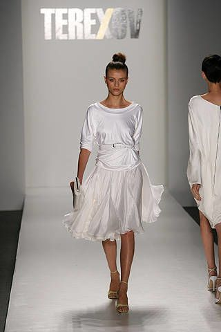 Terexov Spring 2008 Ready-to-wear Collections - 003