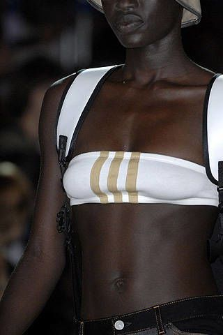 Y3 Spring 2008 Ready-to-wear Detail - 003