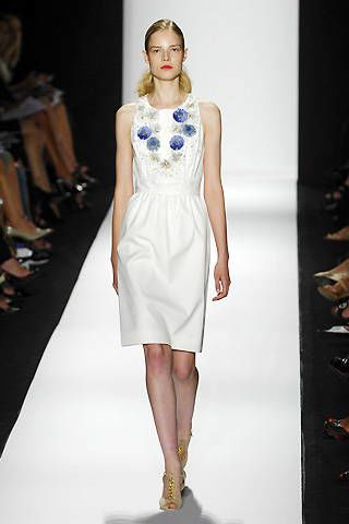 Carolina Herrera Spring 2008 Ready-to-wear Collections - 002